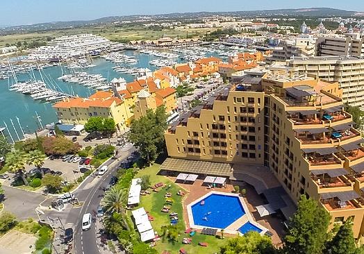 Dom Pedro Marina | Golf på Algarve