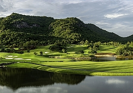 Black Mountain Golf Club | Golf i Hua Hin Thailand