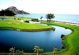 Seapine Golf Club | Golf i Hua Hin