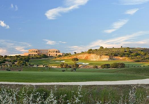 Amendoeira Golf Resort | Golf på Algarve