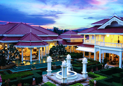 Wora Bura Hua Hin Resort & Spa | Golf i Thailand