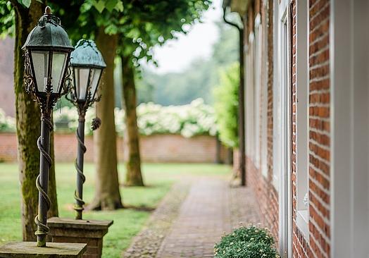 Golfclub Schloss Lütetsburg | Old Porter's Logde ©Friederike Hegner