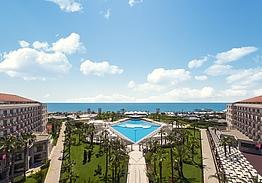 Kaya Belek Hotel | Golf i Belek