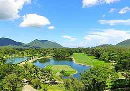 Springfield Royal Country Club | Golf i Hua Hin
