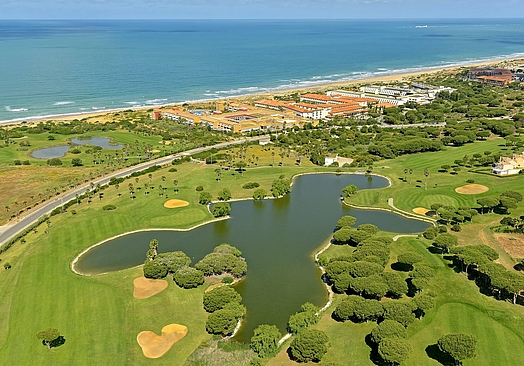 Iberostar Royal Andalus & Novo Sancti Petri Golf Course