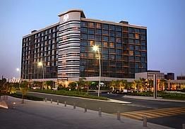 Yas Island Rotana   Golf i Abu Dhabi
