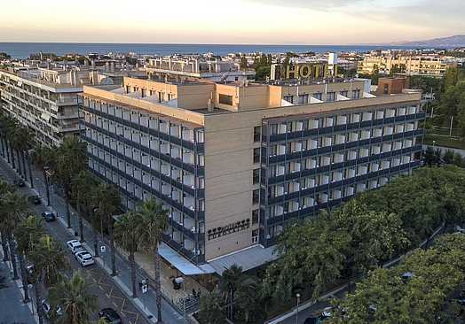 The Palm Eurosalou Experience Hotel