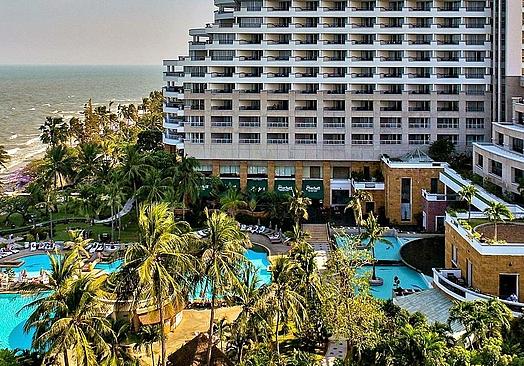 Hilton Resort & Spa Hua Hin | Golf i Thailand