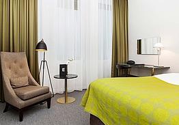 Elite Hotel Ideon | Golf i Lund