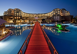 Kaya Palazzo Golf Resort | Golf i Belek