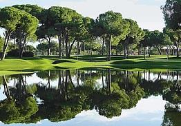 Robinson Nobilis Golf Club | Golf i Belek