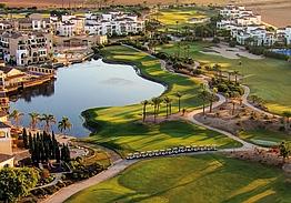 La Torre Golf Resort   Golf i Murcia