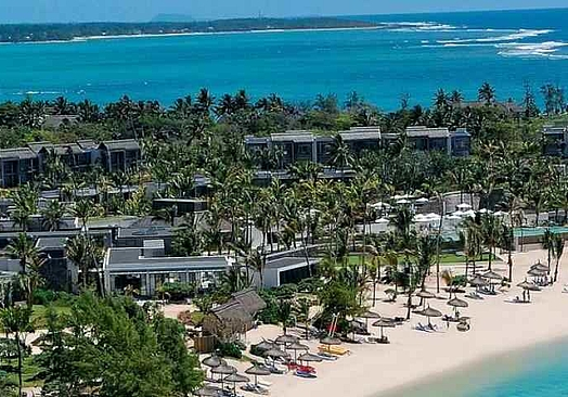 Long Beach Golf and Spa Resort | Golf på Mauritius
