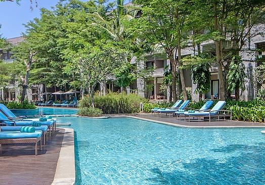 Courtyard by Marriott Nusa Dua Bali | Golf på Bali