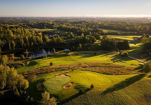 Otepää Golf Center | Golf i Estland