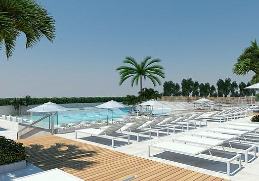 L'Azure Hotel   Golf på Costa Brava