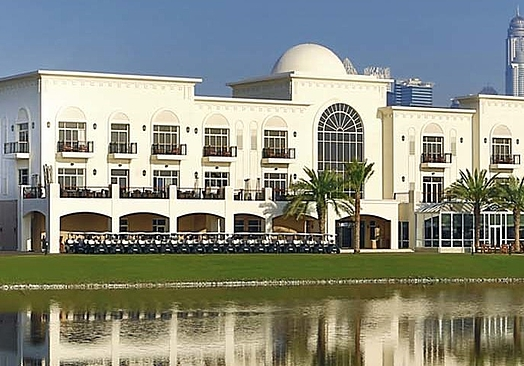 Address Montgomerie Resort Dubai