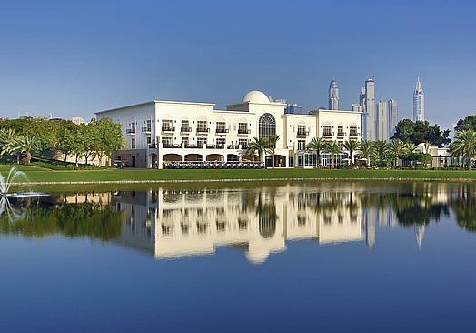 Address Montgomerie Resort Dubai