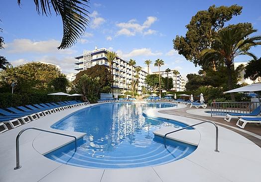 Hotel Palmasol | Golf i Benalmádena