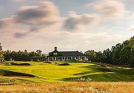 Modry Las Golf Resort | Golf i Polen