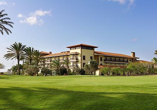 Elba Palace Golf & Vital Hotel   Golf på Fuerteventura