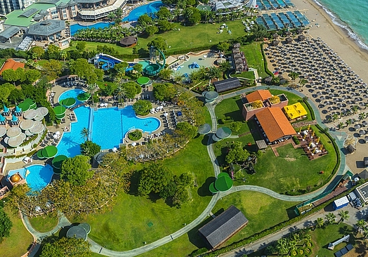 Gloria Verde Resort | Golf i Belek