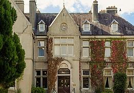 Cahernane House Hotel Killarney | Golf i Irland