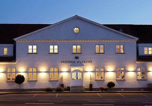 Frederik VI's Hotel | Golf på Fyn