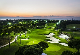 Montgomerie Maxx Royal Golf Club | Golf i Belek