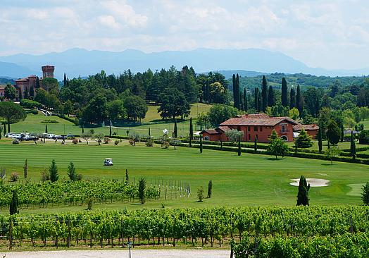 Castello di Spessa Golf & Country Club | Golf i Friuli-Venezia Giulia