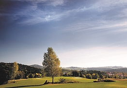Golfclub an Bayrischer Wald