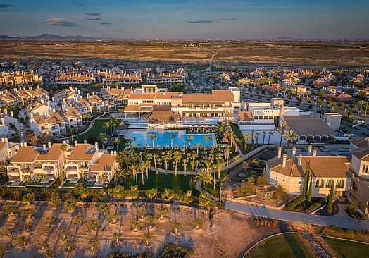 Hacienda del Alamo Golf & Spa Resort | Golf i Murcia
