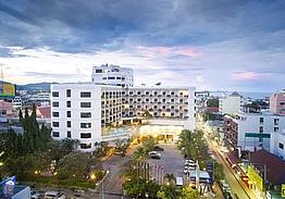 City Beach Resort Hua Hin | Golf i Thailand
