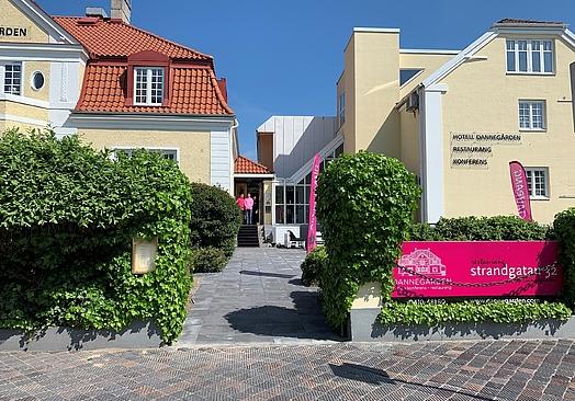 Dannegården Hotell Trelleborg