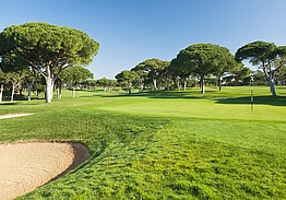Dom Pedro Old Course | Golf på Algarve