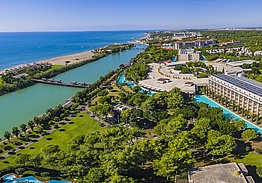 Gloria Serenity Resort | Golf i Belek