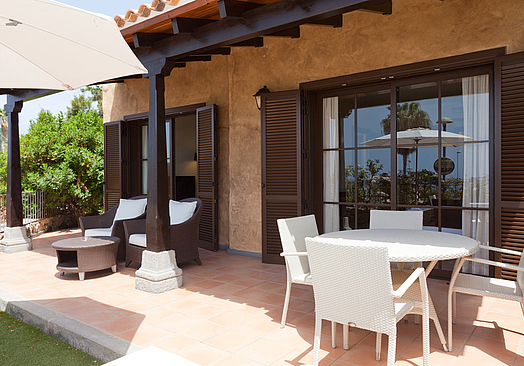Hotel Suite Villa María | Golf Tenerife | Villa 115 m2