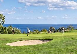 Rø Golfbaner | Golf på Bornholm