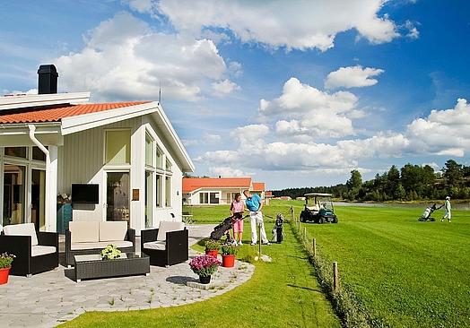 Mauritzbergs Slott & Golf | Lodge