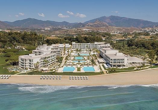 Ikos Andalusia Resort   Golf på Costa del Sol