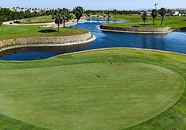 Roda Golf & Beach Resort   Golf i Murcia