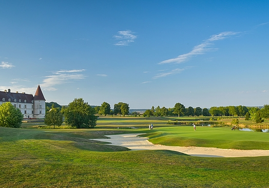 Chateau de Chailly Hotel & Golf