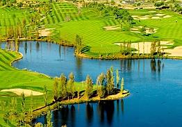 Santander Golf i Madrid