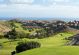 Salobre Golf Resort Gran Canaria