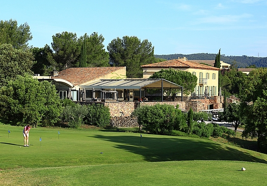 Saint Endréol Golf & Spa Resort | Golf i Provence