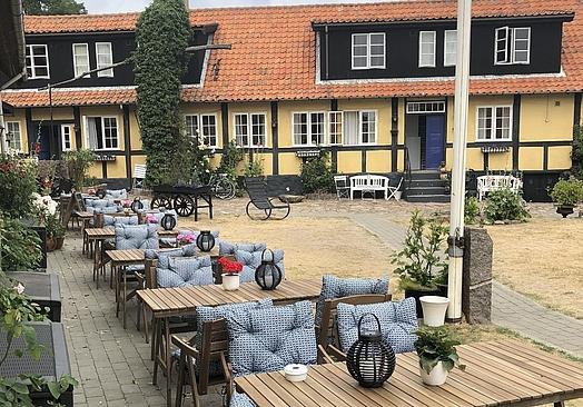 Pension Slægtsgården | Golf på Bornholm