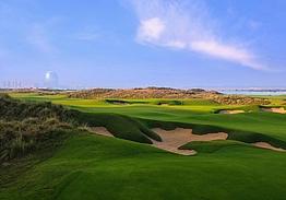 Yas Links Abu Dhabi   Golf i Abu Dhabi