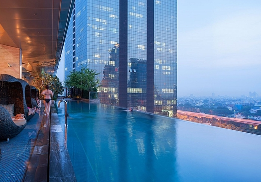 Hotel Eastin Grand Sathorn | Golf i Thailand