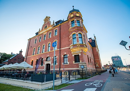 Craft Beer Central Hotel Gdansk