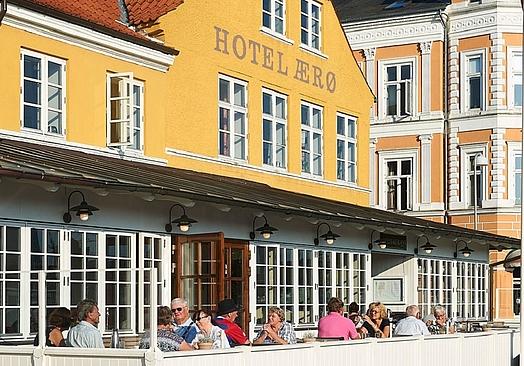 Hotel Ærø Svendborg   Golf på Fyn